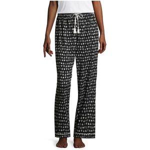 NWT Ambrielle Woven Pajama Pants